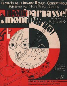 A Montparnasse , A Montparno !
