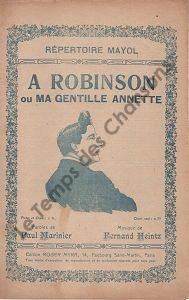 A Robinson
