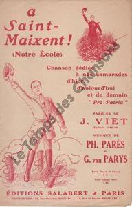 A Saint-Maixent !