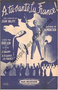 A ta santé, la France !