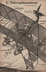 Aéroplanateur (L')