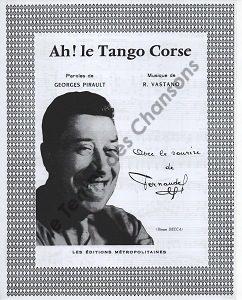 Ah ! le tango Corse