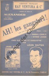 Ah ! Les gangsters