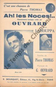 Ah ! Les Noces !