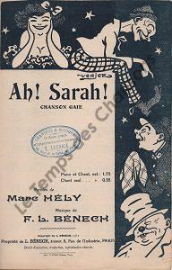 Ah ! Sarah !