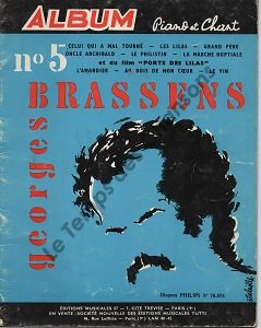 Album Georges Brassens