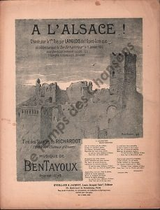 A L'Alsace !