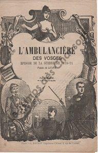 Ambulancière des Vosges (L')