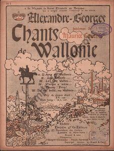 âme de Wallonie … a monté jusqu'à Dieu