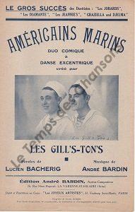 Américains marins