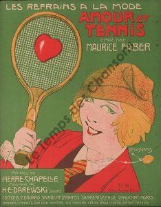 Amour et Tennis