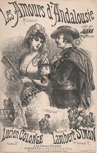 Amours d'Andalousie (Les)