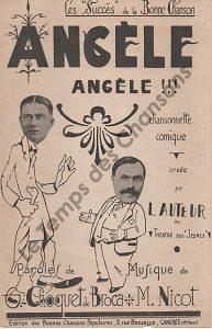 Angèle, Angèle !