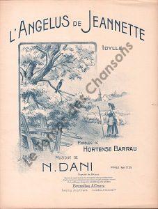 Angelus de Jeannette (L')