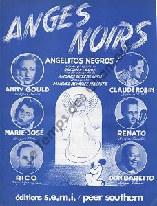 Anges noirs