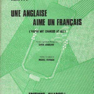 Anglaise aime un Français (Une)