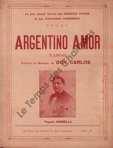 Argentino amor