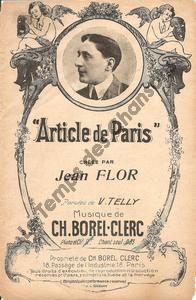 Article de Paris