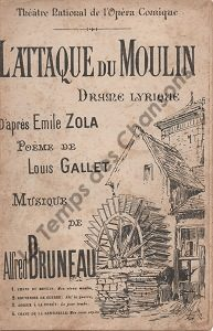 Attaque du moulin (L')