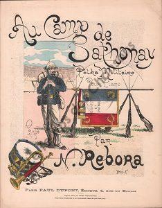 Au Camp de Sathonay