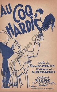 Au Coq Hardi