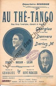 Au thé-tango