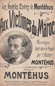 Aux victimes du Maroc