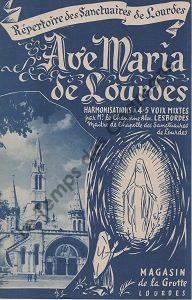 Avé Maria de Lourdes