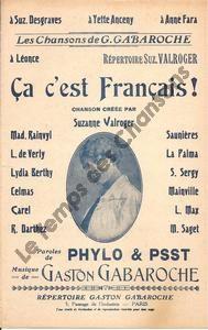 ça c'est Français !
