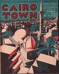 Cairo town