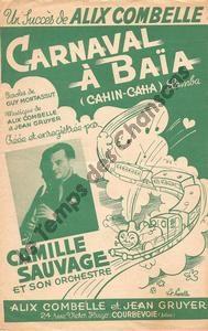 Carnaval à Baïa