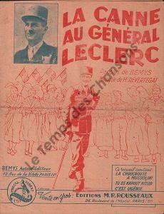 Canne au Général Leclerc (La)