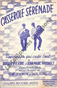 Casserole Sérénade