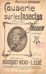 Causerie sur les insectes