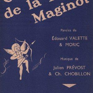 Ceux de la ligne Maginot