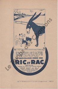 Chanson de Ric et Rac (La)