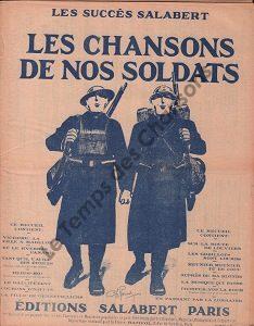 Chansons de nos soldats (Les)