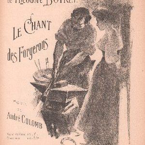 Chant des forgerons (Le)