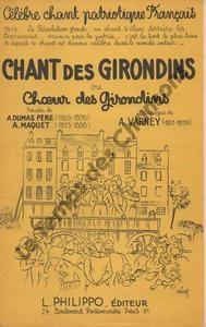 Chant des Girondins