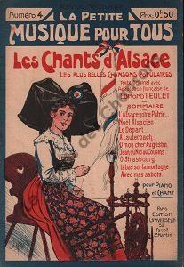 Chants d'Alsace ( Les)