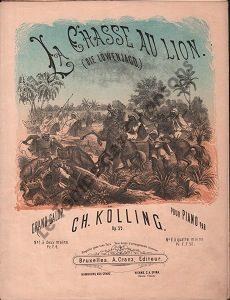 Chasse au Lion (La)