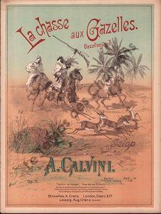 Chasse aux gazelles (La)
