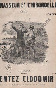 Chasseur et l'hirondelle (Le)