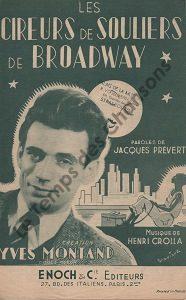 Cireurs de souliers de Broadway (Les)