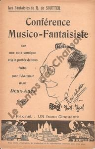 Conférence Musico-Fantaisiste