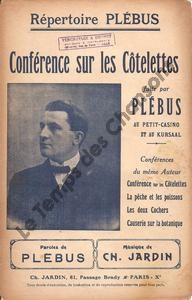 Conférence sur les Côtelettes
