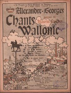 Coq Wallon a chanté trois fois (Le)