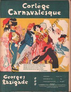 Cortège Carnavalesque