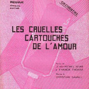 Cruelles cartouches de l'amour (Les)