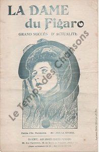 Dame du Figaro (La)